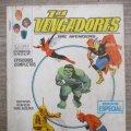 Lote 165638930: COLECCION COMPLETA LOS VENGADORES - 52 TOMOS - VERTICE VOLUMEN 1 - TACO