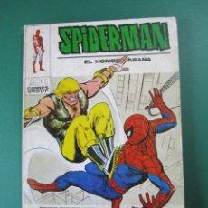 Cómics: SPIDERMAN (1969, VERTICE) -V 1- 57 · 1974 · EL CANGURO AL ACECHO. Lote 165640950