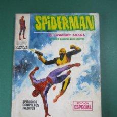 Cómics: SPIDERMAN (1969, VERTICE) -V 1- 14 · 1970 · LA CAIDA DE UN METEORO. Lote 165656174