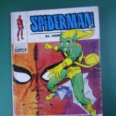 Cómics: SPIDERMAN (1969, VERTICE) -V 1- 42 · 1973 · OTRA VEZ EL DUENDECILLO VERDE. Lote 165670894