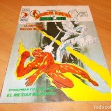 Cómics: SUPER HEROES V. 2 Nº 12 EXCELENTE. Lote 165767730