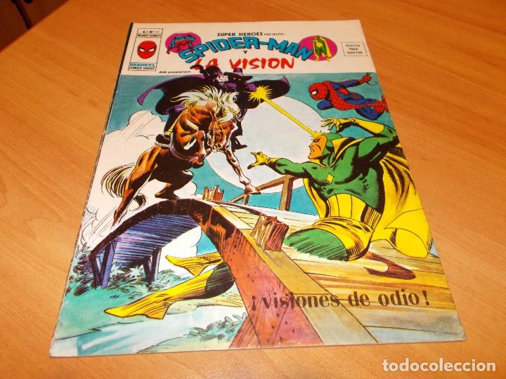 SUPER HEROES V.2 Nº 48 LOTE RESERVADO, NO COMPRAR (Tebeos y Comics - Vértice - Super Héroes)