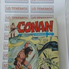 Cómics: CONAN Nº14 LA SANGRA DE BELL-HISSAR. Lote 165946086