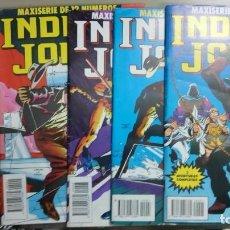 Cómics: INDIANA JONES, COLECCION COMPLETA 12 NUMEROS, FORUM, C9420. Lote 166176722