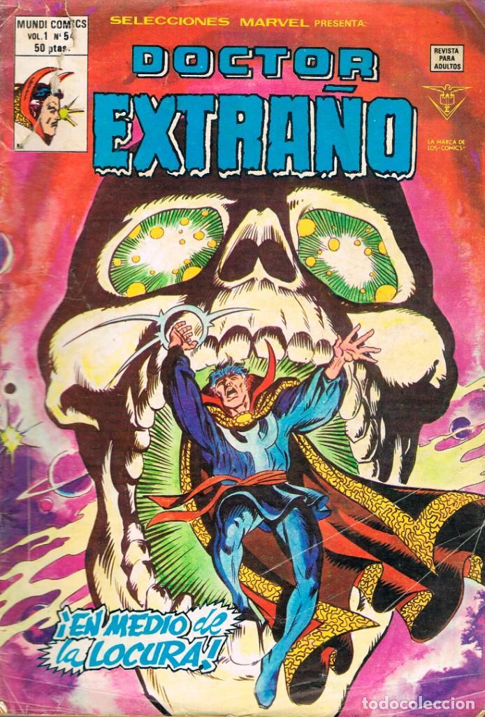 DOCTOR EXTRAÑO Nº 54 (Tebeos y Comics - Vértice - Surco / Mundi-Comic)