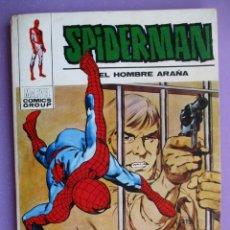 Cómics: SPIDERMAN Nº 43 VERTICE TACO ¡¡¡¡ BUEN ESTADO !!!!!. Lote 166729746