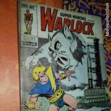 Cómics: SUPER-HEROES Nº 5 WARLOCK. Lote 164615862