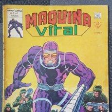 Cómics: MAQUINA VITAL #1 (VERTICE, 1980). Lote 166844546