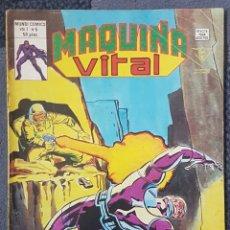 Cómics: MAQUINA VITAL #5 (VERTICE, 1980). Lote 166844814