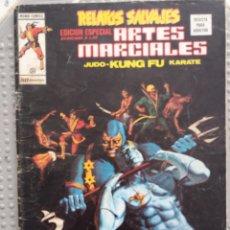 Cómics: RELATOS SALVAJES (EDICIÓN ESPECIAL) ARTES MARCIALES - EDICIONES VERTICE. Lote 167087720