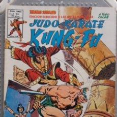 Cómics: RELATOS SALVAJES JUDO, KARATE, KUNG-FU (VOL. 2 Nº 4) EDICIONES VERTICE. Lote 167088492