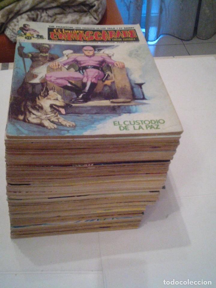 EL HOMBRE ENMASCARADO - VERTICE - VOLUMEN 1 - COMPLETO -56 + 2 ESPECIALES - MBE - GORBAUD - CJ 108 (Tebeos y Comics - Vértice - Hombre Enmascarado)