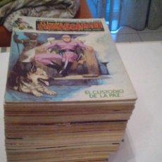 Cómics: EL HOMBRE ENMASCARADO - VERTICE - VOLUMEN 1 - COMPLETO -56 + 2 ESPECIALES - MBE - GORBAUD - CJ 108. Lote 167462164