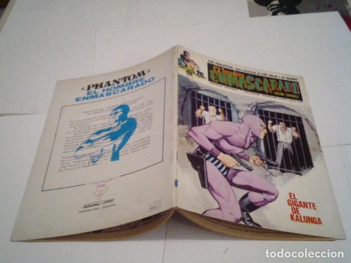 Cómics: EL HOMBRE ENMASCARADO - VERTICE - VOLUMEN 1 - COMPLETO -56 + 2 ESPECIALES - MBE - GORBAUD - CJ 108 - Foto 8 - 167462164