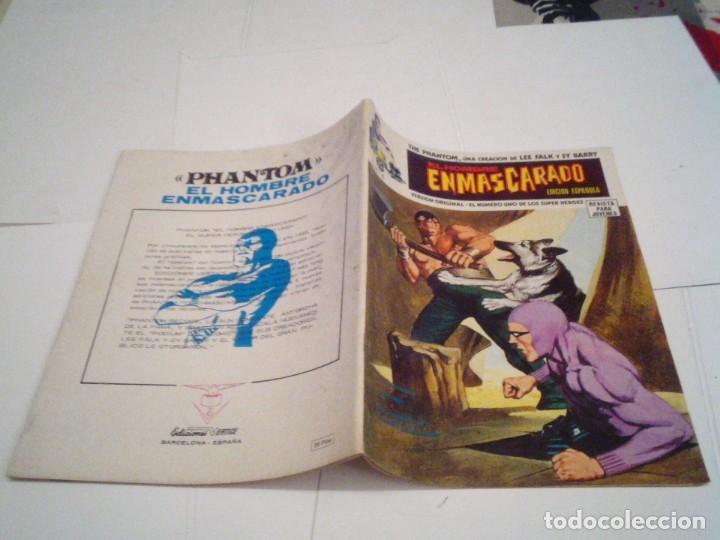 Cómics: EL HOMBRE ENMASCARADO - VERTICE - VOLUMEN 1 - COMPLETO -56 + 2 ESPECIALES - MBE - GORBAUD - CJ 108 - Foto 10 - 167462164