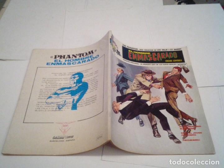 Cómics: EL HOMBRE ENMASCARADO - VERTICE - VOLUMEN 1 - COMPLETO -56 + 2 ESPECIALES - MBE - GORBAUD - CJ 108 - Foto 11 - 167462164