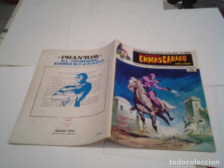 Cómics: EL HOMBRE ENMASCARADO - VERTICE - VOLUMEN 1 - COMPLETO -56 + 2 ESPECIALES - MBE - GORBAUD - CJ 108 - Foto 12 - 167462164