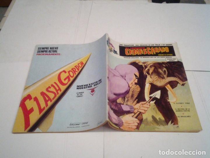 Cómics: EL HOMBRE ENMASCARADO - VERTICE - VOLUMEN 1 - COMPLETO -56 + 2 ESPECIALES - MBE - GORBAUD - CJ 108 - Foto 15 - 167462164