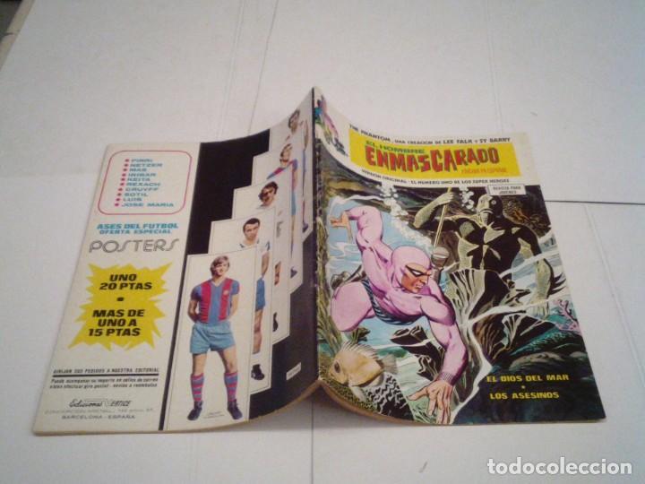 Cómics: EL HOMBRE ENMASCARADO - VERTICE - VOLUMEN 1 - COMPLETO -56 + 2 ESPECIALES - MBE - GORBAUD - CJ 108 - Foto 16 - 167462164