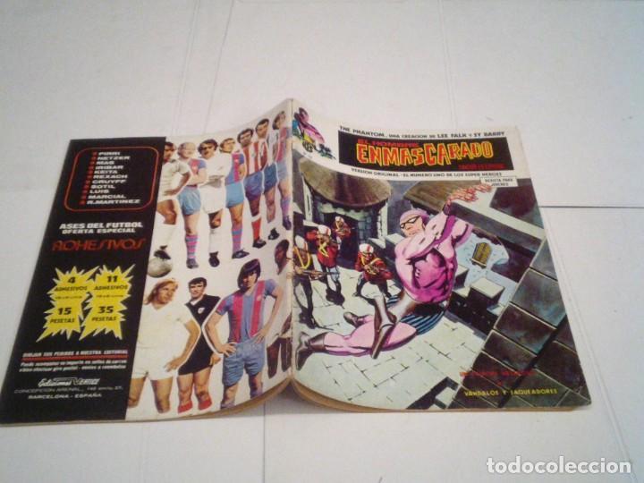 Cómics: EL HOMBRE ENMASCARADO - VERTICE - VOLUMEN 1 - COMPLETO -56 + 2 ESPECIALES - MBE - GORBAUD - CJ 108 - Foto 17 - 167462164