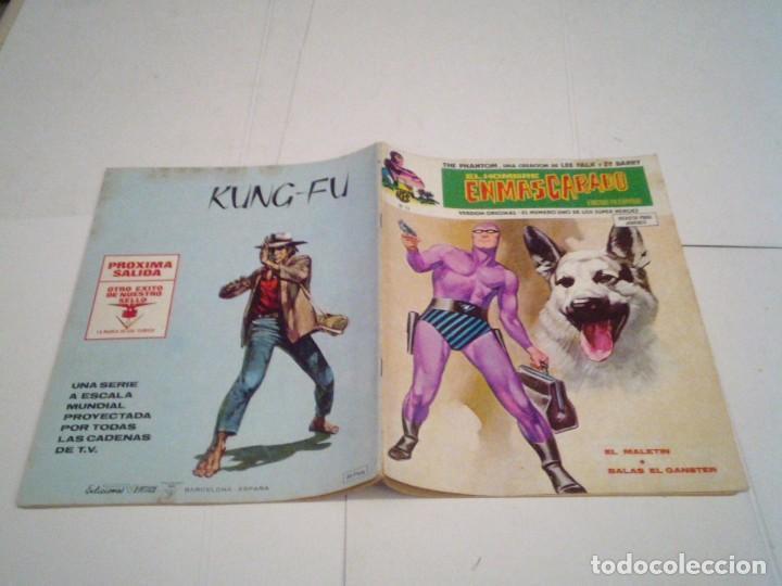 Cómics: EL HOMBRE ENMASCARADO - VERTICE - VOLUMEN 1 - COMPLETO -56 + 2 ESPECIALES - MBE - GORBAUD - CJ 108 - Foto 18 - 167462164