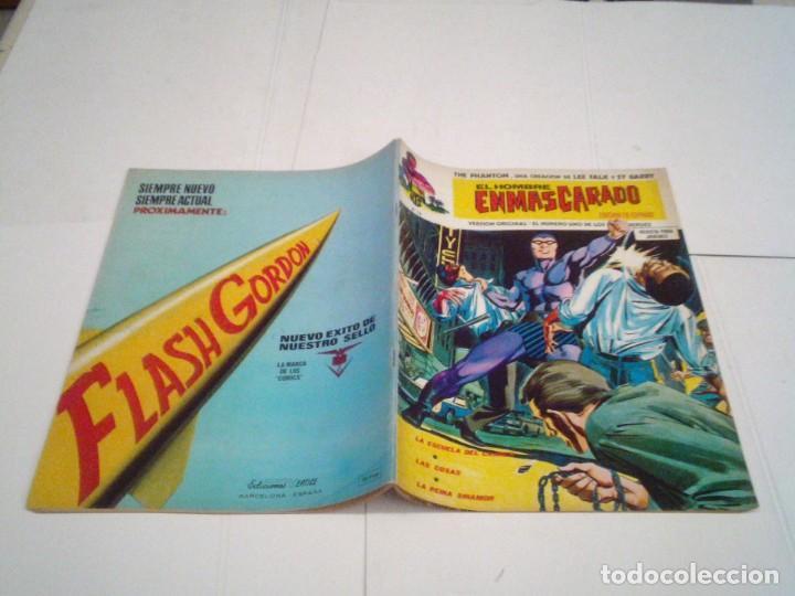 Cómics: EL HOMBRE ENMASCARADO - VERTICE - VOLUMEN 1 - COMPLETO -56 + 2 ESPECIALES - MBE - GORBAUD - CJ 108 - Foto 19 - 167462164
