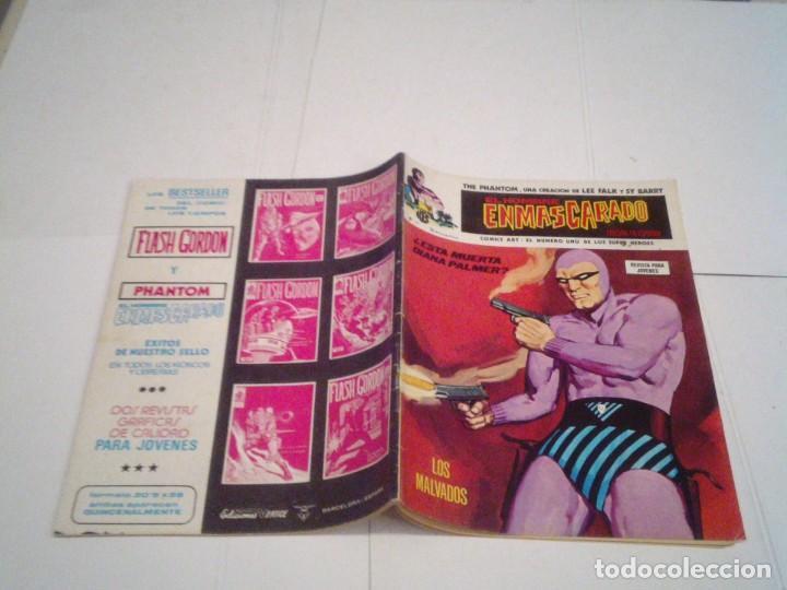 Cómics: EL HOMBRE ENMASCARADO - VERTICE - VOLUMEN 1 - COMPLETO -56 + 2 ESPECIALES - MBE - GORBAUD - CJ 108 - Foto 22 - 167462164