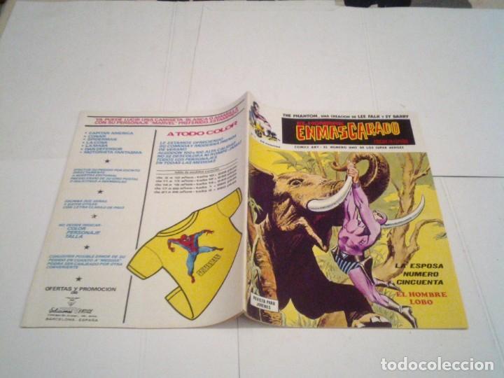 Cómics: EL HOMBRE ENMASCARADO - VERTICE - VOLUMEN 1 - COMPLETO -56 + 2 ESPECIALES - MBE - GORBAUD - CJ 108 - Foto 24 - 167462164