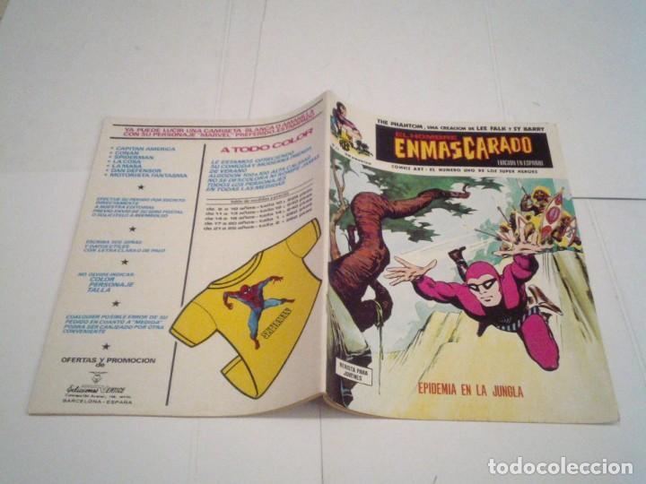 Cómics: EL HOMBRE ENMASCARADO - VERTICE - VOLUMEN 1 - COMPLETO -56 + 2 ESPECIALES - MBE - GORBAUD - CJ 108 - Foto 25 - 167462164