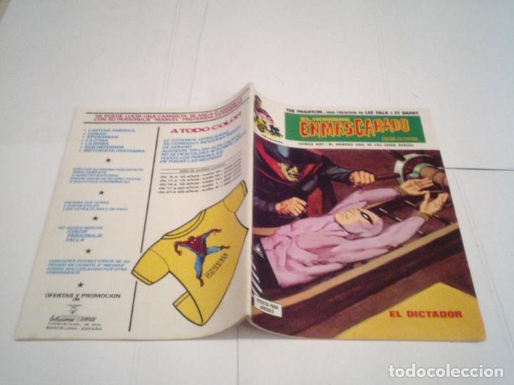 Cómics: EL HOMBRE ENMASCARADO - VERTICE - VOLUMEN 1 - COMPLETO -56 + 2 ESPECIALES - MBE - GORBAUD - CJ 108 - Foto 26 - 167462164