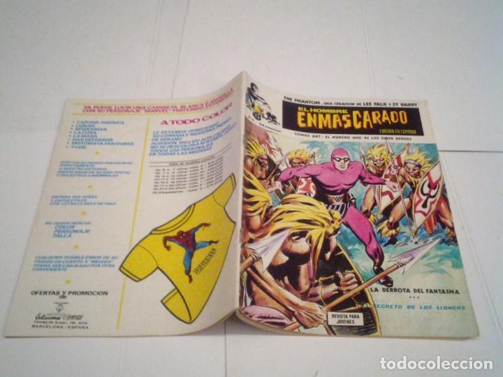 Cómics: EL HOMBRE ENMASCARADO - VERTICE - VOLUMEN 1 - COMPLETO -56 + 2 ESPECIALES - MBE - GORBAUD - CJ 108 - Foto 29 - 167462164