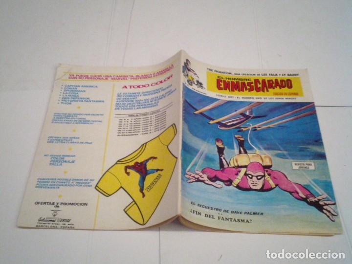 Cómics: EL HOMBRE ENMASCARADO - VERTICE - VOLUMEN 1 - COMPLETO -56 + 2 ESPECIALES - MBE - GORBAUD - CJ 108 - Foto 30 - 167462164