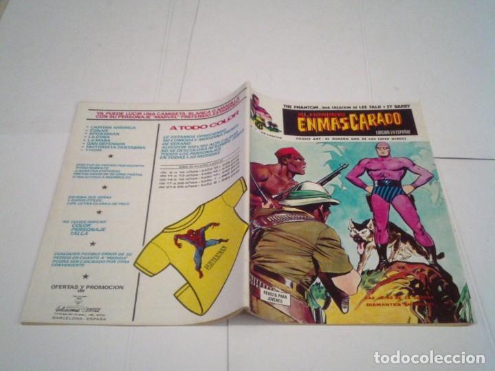 Cómics: EL HOMBRE ENMASCARADO - VERTICE - VOLUMEN 1 - COMPLETO -56 + 2 ESPECIALES - MBE - GORBAUD - CJ 108 - Foto 32 - 167462164
