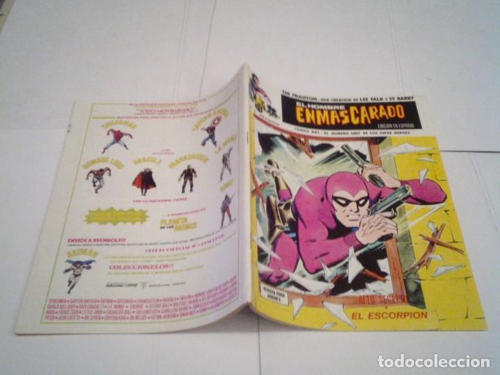 Cómics: EL HOMBRE ENMASCARADO - VERTICE - VOLUMEN 1 - COMPLETO -56 + 2 ESPECIALES - MBE - GORBAUD - CJ 108 - Foto 33 - 167462164