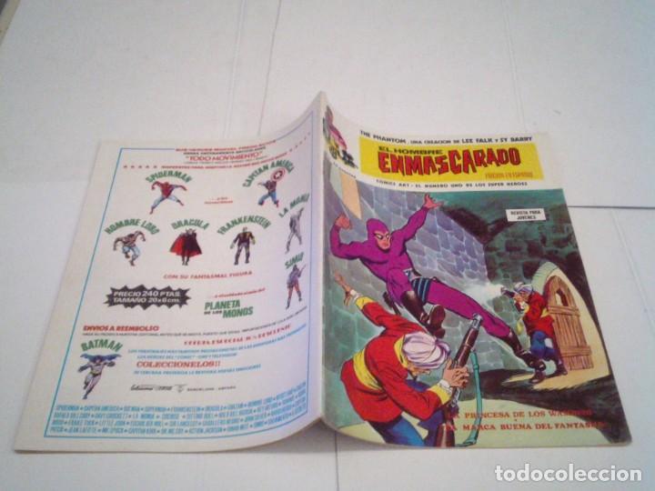 Cómics: EL HOMBRE ENMASCARADO - VERTICE - VOLUMEN 1 - COMPLETO -56 + 2 ESPECIALES - MBE - GORBAUD - CJ 108 - Foto 34 - 167462164