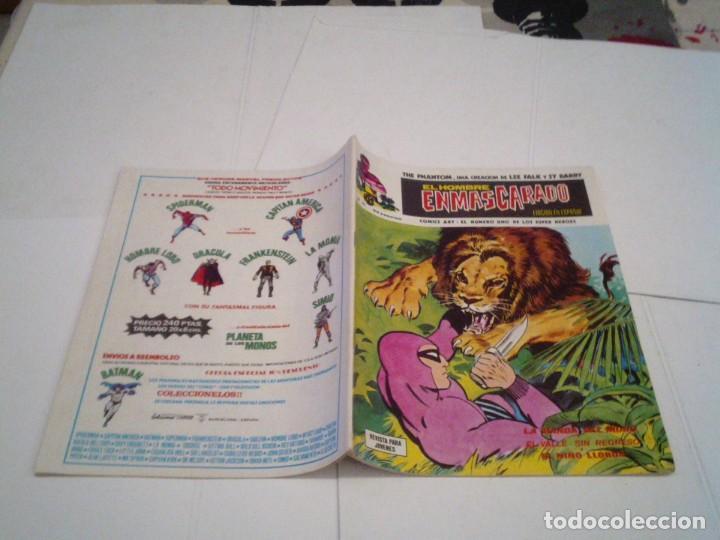 Cómics: EL HOMBRE ENMASCARADO - VERTICE - VOLUMEN 1 - COMPLETO -56 + 2 ESPECIALES - MBE - GORBAUD - CJ 108 - Foto 35 - 167462164