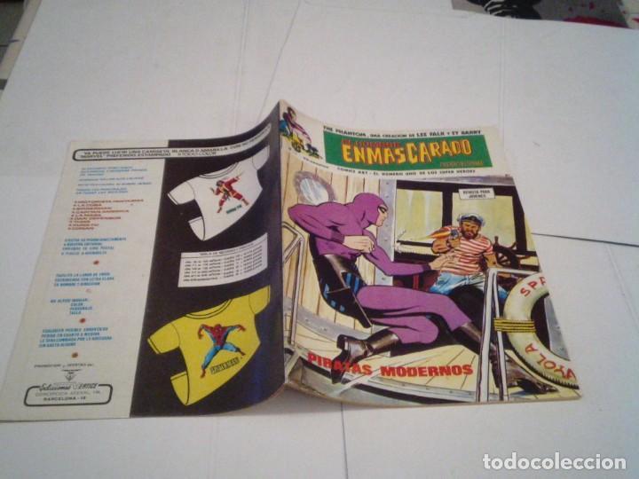 Cómics: EL HOMBRE ENMASCARADO - VERTICE - VOLUMEN 1 - COMPLETO -56 + 2 ESPECIALES - MBE - GORBAUD - CJ 108 - Foto 39 - 167462164