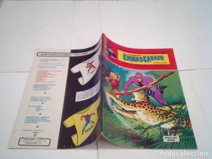 Cómics: EL HOMBRE ENMASCARADO - VERTICE - VOLUMEN 1 - COMPLETO -56 + 2 ESPECIALES - MBE - GORBAUD - CJ 108 - Foto 52 - 167462164