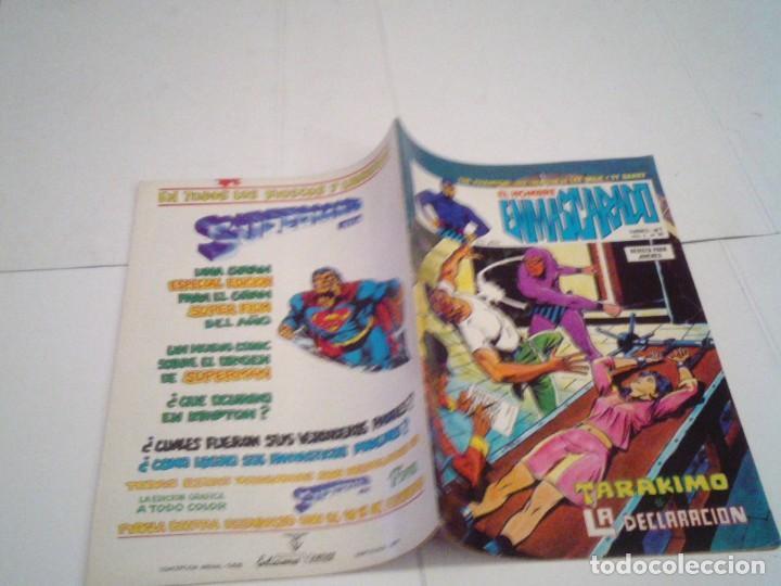 Cómics: EL HOMBRE ENMASCARADO - VERTICE - VOLUMEN 1 - COMPLETO -56 + 2 ESPECIALES - MBE - GORBAUD - CJ 108 - Foto 56 - 167462164