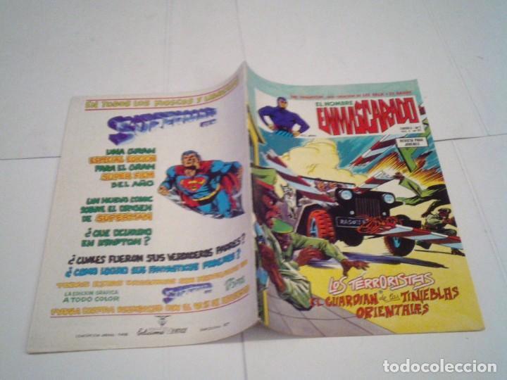 Cómics: EL HOMBRE ENMASCARADO - VERTICE - VOLUMEN 1 - COMPLETO -56 + 2 ESPECIALES - MBE - GORBAUD - CJ 108 - Foto 57 - 167462164