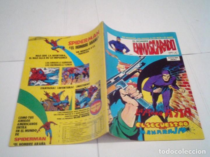 Cómics: EL HOMBRE ENMASCARADO - VERTICE - VOLUMEN 1 - COMPLETO -56 + 2 ESPECIALES - MBE - GORBAUD - CJ 108 - Foto 61 - 167462164