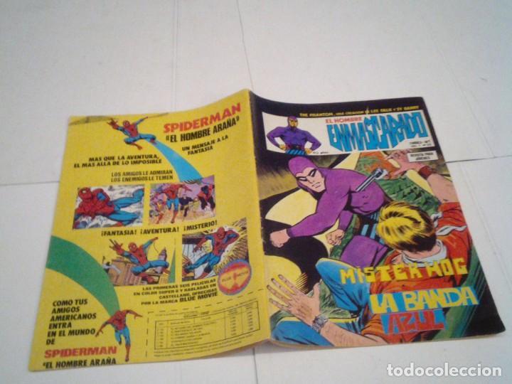 Cómics: EL HOMBRE ENMASCARADO - VERTICE - VOLUMEN 1 - COMPLETO -56 + 2 ESPECIALES - MBE - GORBAUD - CJ 108 - Foto 63 - 167462164