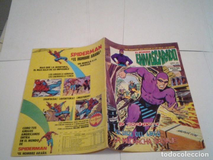 Cómics: EL HOMBRE ENMASCARADO - VERTICE - VOLUMEN 1 - COMPLETO -56 + 2 ESPECIALES - MBE - GORBAUD - CJ 108 - Foto 65 - 167462164