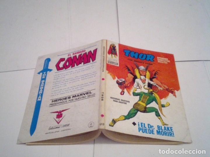 Cómics: THOR - VERTICE - VOLUMEN 1 - COMPLETA - 42 NUMEROS - MUY BUEN ESTADO - GORBAUD - Foto 158 - 154407206