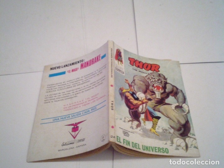 Cómics: THOR - VERTICE - VOLUMEN 1 - COMPLETA - 42 NUMEROS - MUY BUEN ESTADO - GORBAUD - Foto 162 - 154407206