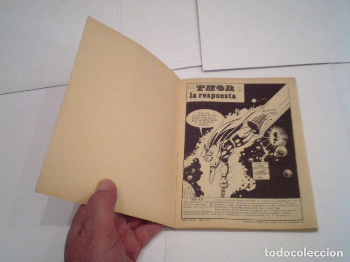 Cómics: THOR - VERTICE - VOLUMEN 1 - COMPLETA - 42 NUMEROS - MUY BUEN ESTADO - GORBAUD - Foto 166 - 154407206