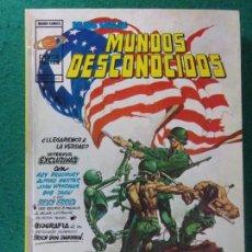 Cómics: RELATOS SALVAJES MUNDOS DESCONOCIDOS / TOMO 2. VERTICE 1977. Lote 167489256