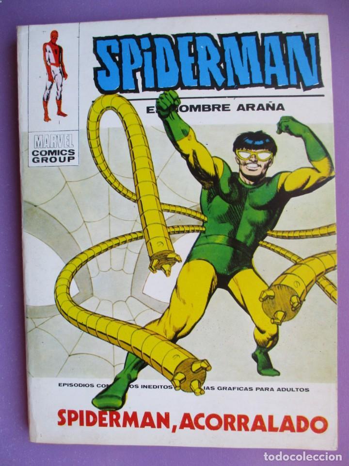 SPIDERMAN Nº 50 VERTICE TACO ¡¡¡¡ MUY BUEN ESTADO !!!!! (Tebeos y Comics - Vértice - V.1)