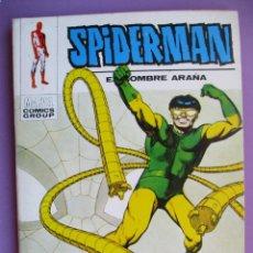 Cómics: SPIDERMAN Nº 50 VERTICE TACO ¡¡¡¡ MUY BUEN ESTADO !!!!!. Lote 167510744