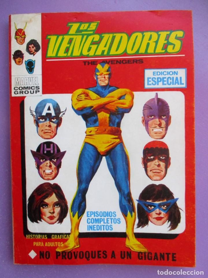 LOS VENGADORES Nº 13 VERTICE TACO ¡¡¡¡ BUEN ESTADO !!!!! (Tebeos y Comics - Vértice - V.1)